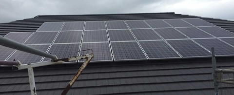 Ministry of Defence MOD Barracks Solar PV Installation