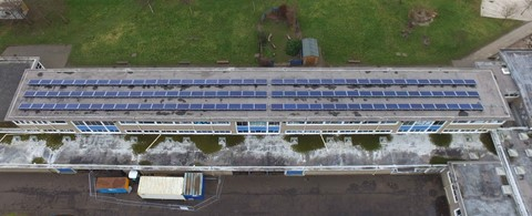 Carrick Knowe Primary School Edinburgh Solar PV Framework